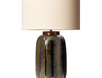 Настольная лампа FERN фабрики HEATHFIELD & CO