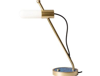Настольная лампа AZZERO DESK фабрики HEATHFIELD & CO