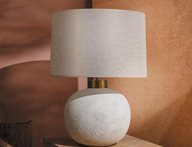 Настольная лампа TERRA фабрики HEATHFIELD & CO