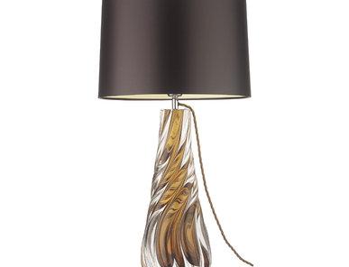 Настольная лампа NAIAD AMBER фабрики HEATHFIELD & CO