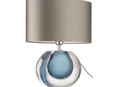 Настольная лампа GAIA VELVET BLUE фабрики HEATHFIELD & CO