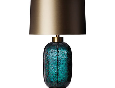 Настольная лампа AMELIA EMERALD LARGE фабрики HEATHFIELD & CO