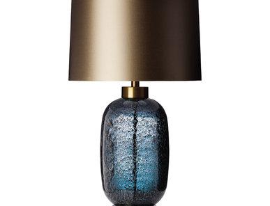 Настольная лампа AMELIA MIDNIGHT LARGE фабрики HEATHFIELD & CO