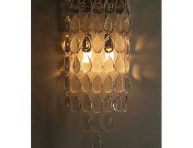 Бра Applique pluie de cristal фабрики ART ET FLORITUDE