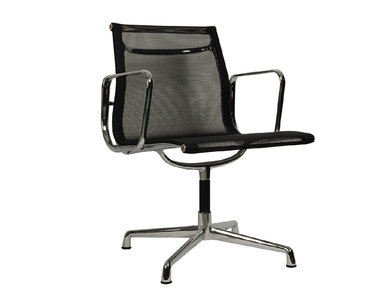 Кресло Eames Style Netweave Conference Chair EA 108 от дизайнера CHARLES & RAY EAMES