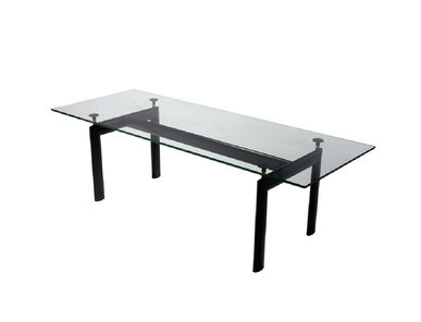 Стол Le Corbusier Style LC6 Dining Table от дизайнера LE CORBUSIER