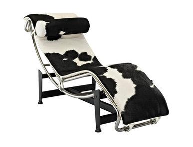 Кресло-шезлонг Le Corbusier Style Chaise Lounge LC4 Pony от дизайнера LE CORBUSIER