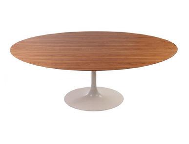 Стол Tulip Table овальный от дизайнера EERO SAARINEN