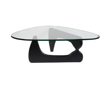 Стол журнальный Coffee Table черный от дизайнера ISAMU NOGUCHI
