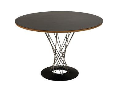 Стол Cyclone Table черный от дизайнера ISAMU NOGUCHI