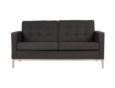 Диван Knoll Style Sofa 2-х местный от дизайнера FLORENCE KNOLL