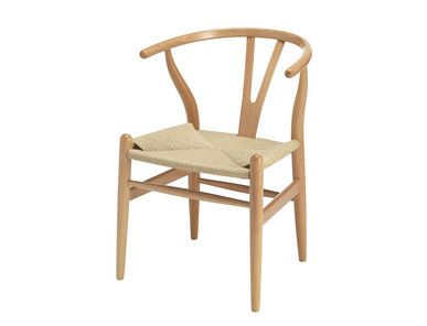 Стул CH24 Wishbone Chair от дизайнера HANS WEGNER