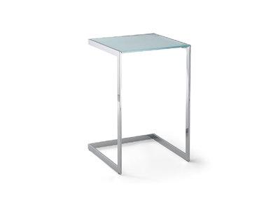 Дизайнерский журнальный стол Tower стекло от дизайнерской студии Profoffice