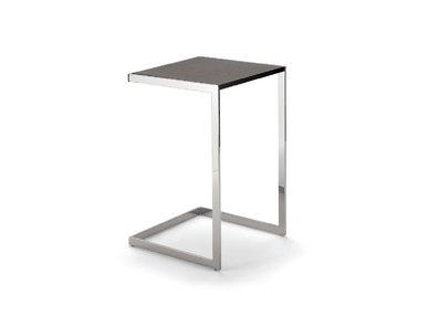 Дизайнерский журнальный стол Tower темный дуб от дизайнерской студии Profoffice