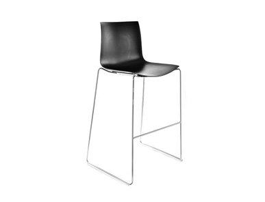 Барный стул Catifa 46 черный от дизайнерской студии Profoffice