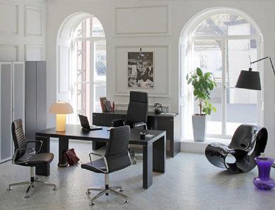 Дизайнерский стол Titano от дизайнерской студии Profoffice