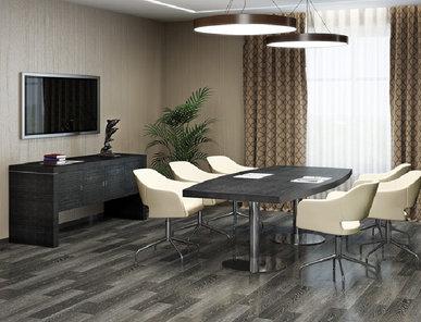 Стол Titano для переговоров от дизайнерской студии Profoffice