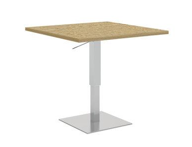 Переговорный стол Sit-to-Stand (Дуб Флоре) от дизайнерской студии Profoffice