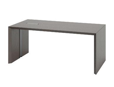 Стол руководителя MultipliCEO (дуб темный) от дизайнерской студии Profoffice