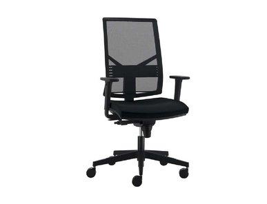 Офисное кресло Play черное от дизайнерской студии Profoffice