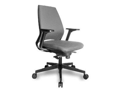 Офисное кресло 4U серое от дизайнерской студии Profoffice
