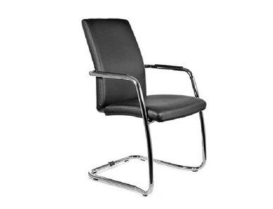 Кресло для переговоров Well Seat на гнутой базе от дизайнерской студии Profoffice