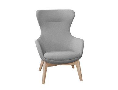 Кресло Elegance Wood от дизайнерской студии Profoffice