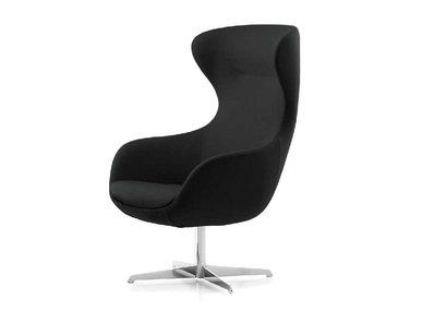 Кресло Elegance Metal Dakota Black от дизайнерской студии Profoffice