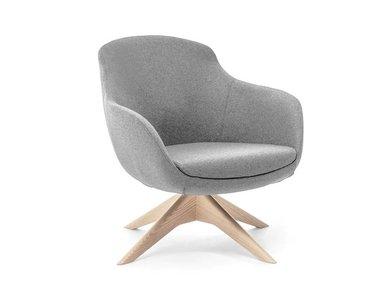 Кресло Elegance S Wood L21 Muse от дизайнерской студии Profoffice