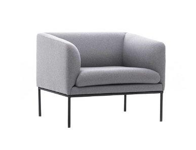 Кресло Liro войлок серый от дизайнерской студии Profoffice