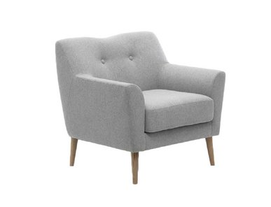 Кресло Lamella серое от дизайнерской студии Profoffice