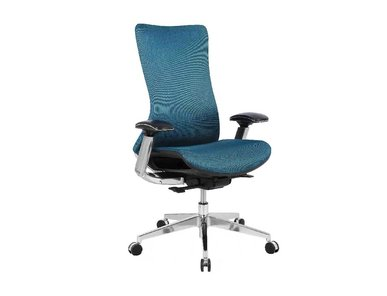 Кресло College HLC-2588F/Dark Blue REALCHAIR