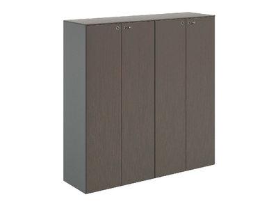 Система шкафов MultipliCEO (дуб темный) фабрики Modern Design