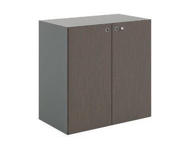 Шкаф для бумаг MultipliCEO (дуб темный) фабрики Modern Design