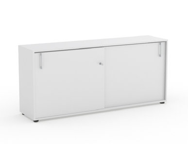 Офисный шкаф NOVA BASIC (раздвижные двери, маленький) фабрики Narbutas