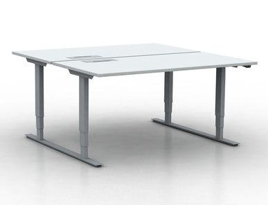 Система из двух столов EASY фабрики Narbutas
