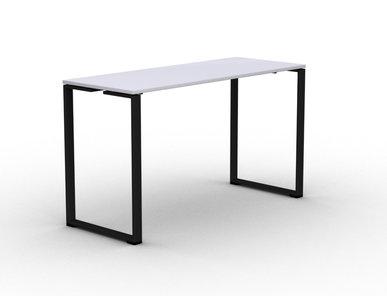 Переговорный кофе-брейк стол Jazz (с О-опорами) фабрики Narbutas
