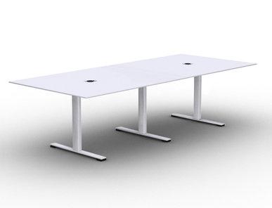 Переговорный стол Jazz (на 8, 10 и 12 человек) фабрики Narbutas