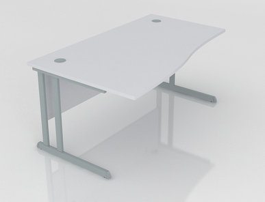 Офисный стол OPTIMA C (для одного сотрудника) фабрики Narbutas