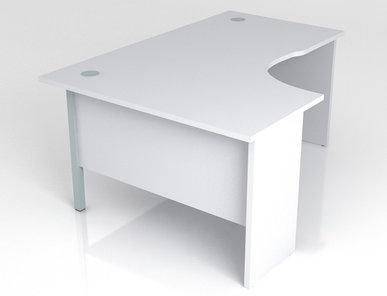 Офисный стол OPTIMA Plus (для одного сотрудника) фабрики Narbutas