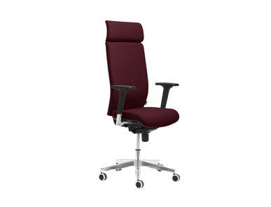 Кресло руководителя AURA фабрики Narbutas