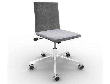 Рабочее кресло MOON с алюминиевой базой фабрики Narbutas
