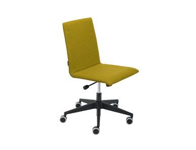 Рабочее кресло MOON с пластиковой базой фабрики Narbutas