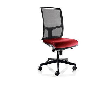 Рабочее кресло DIVA с пластиковой базой, укрепленной стекловолокном фабрики Narbutas