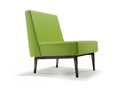 Кресло PIXEL зеленое фабрики Narbutas