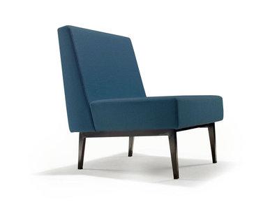Кресло PIXEL синее фабрики Narbutas