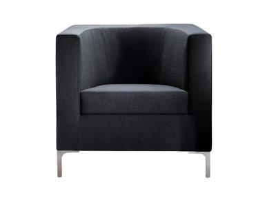 Кресло RUBIK черное фабрики Narbutas