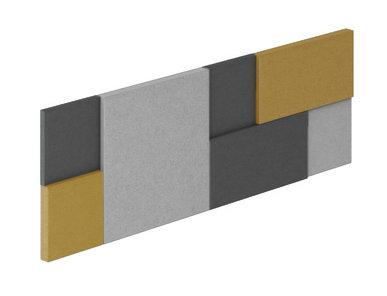 Стеновые акустические панели MODUS фабрики Narbutas