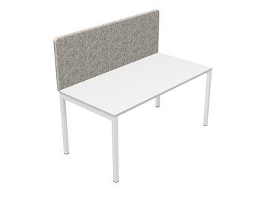 Акустические перегородки TOP 530 для одноместных столов NOVA фабрики Narbutas