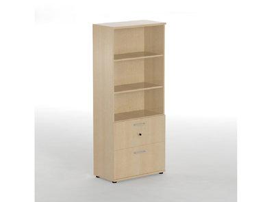 Офисный шкаф Uni (2 полки + ящики) фабрики Narbutas